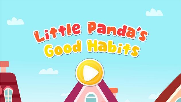 Kebiasaan Baik Panda Kecil screenshot 5