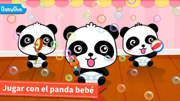 Bebé Panda Poster
