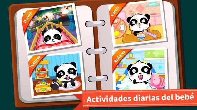Bebé Panda captura de pantalla 8