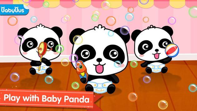 Baby Panda Care poster