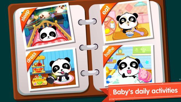 Baby Panda Care screenshot 3