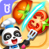 Mein Baby Panda Koch Zeichen