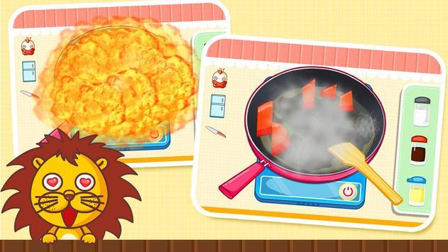 My Baby Panda Chef screenshot 12