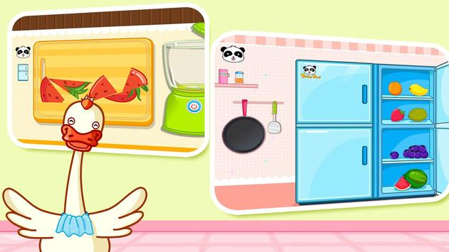 My Baby Panda Chef screenshot 13