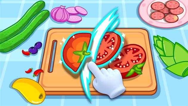 My Baby Panda Chef screenshot 7