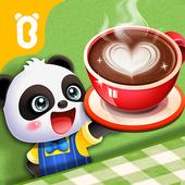 El Verano del Panda Bebé: Café
