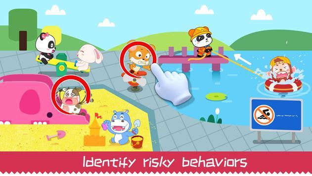 Keselamatan Anak Bayi Panda screenshot 3