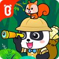 Little panda forest adventure