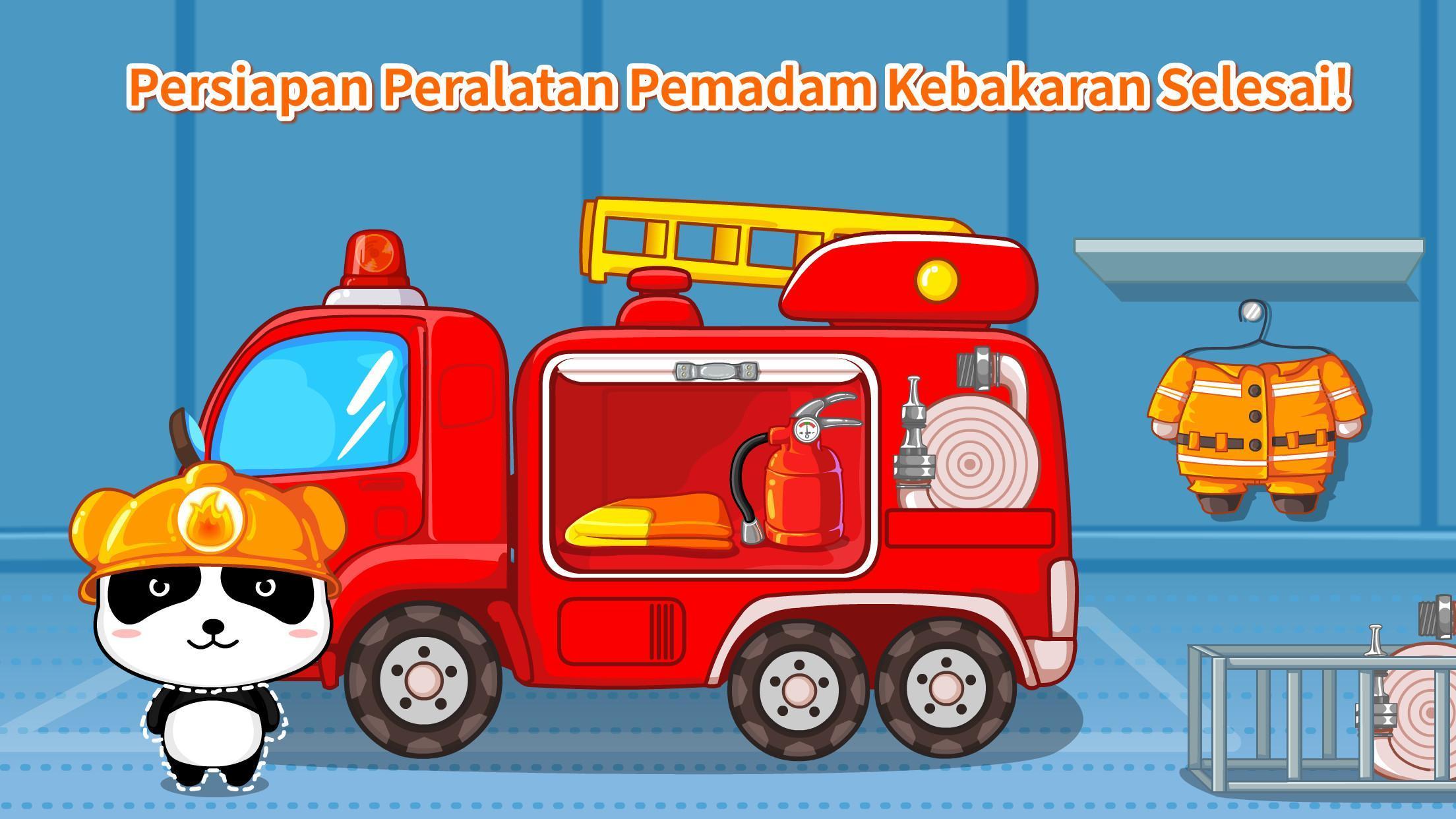Pemadam Kebakaran Panda For Android Apk Download