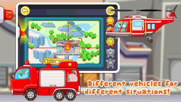 3 Schermata Piccolo Panda vigile del fuoco