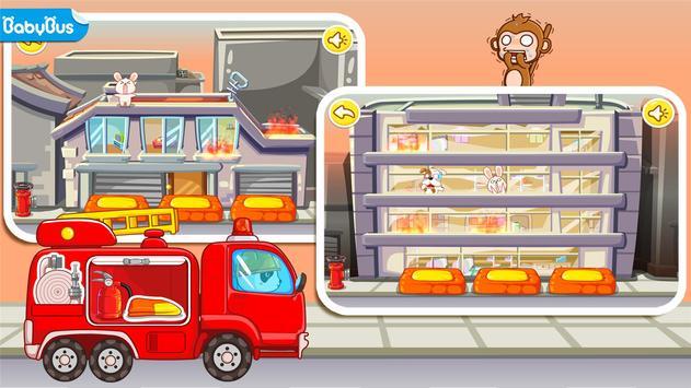10 Schermata Piccolo Panda vigile del fuoco
