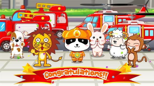 Little Panda Fireman screenshot 9