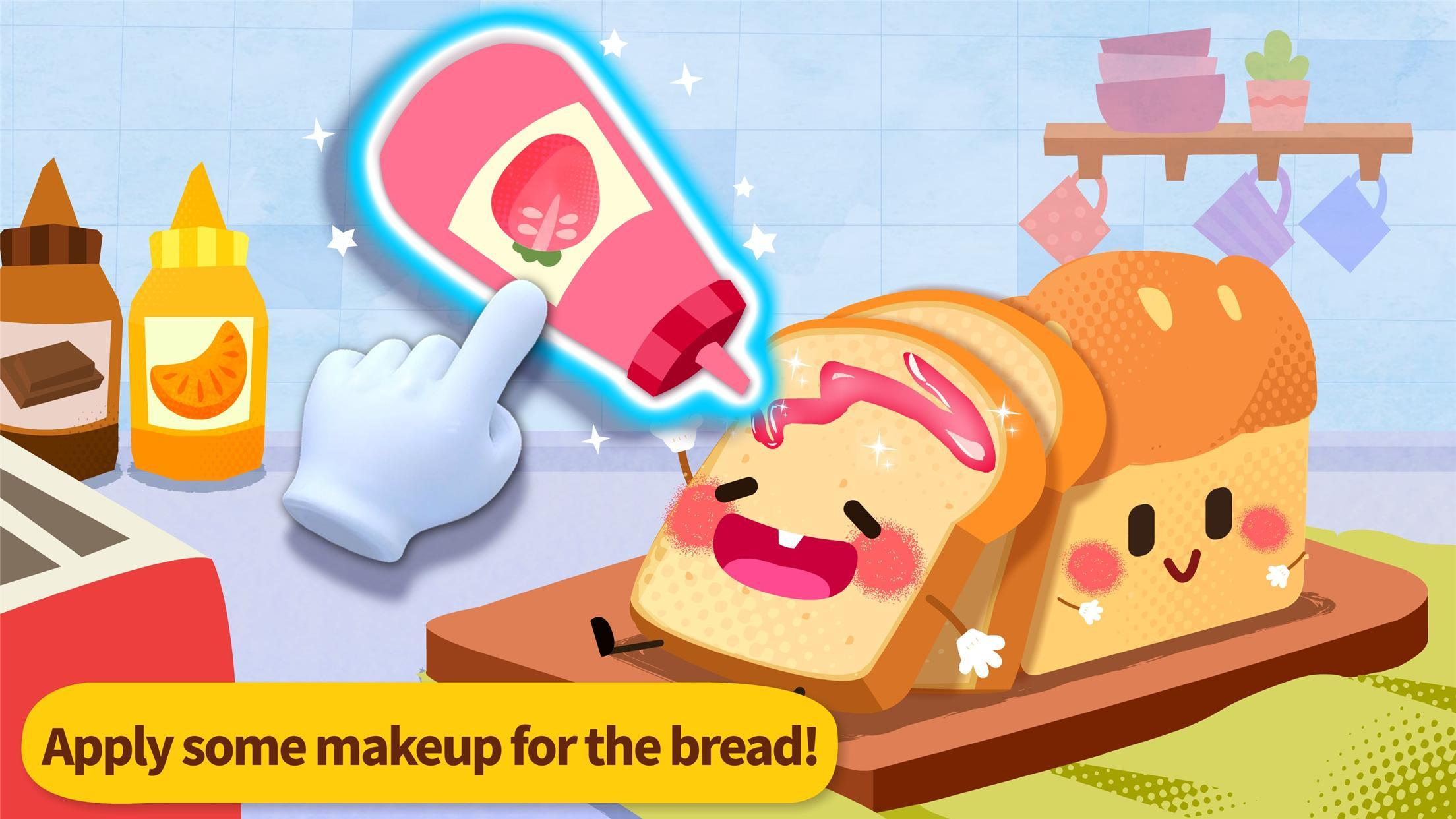 Baby Panda's Food Party Dress Up download app for Android - eenternet