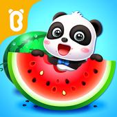 ikon Ladang Buah Bayi Panda