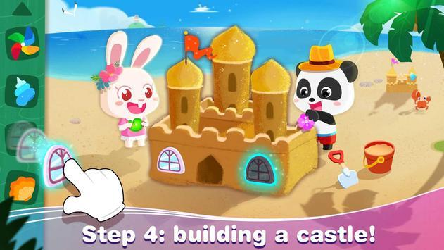 Baby Panda's Vacation screenshot 9