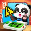 Keselamatan Baby Panda - Belajar Petua Keselamatan ikon