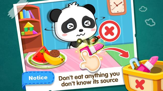 Baby Panda Home Safety screenshot 11