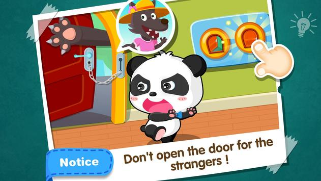 Baby Panda Home Safety screenshot 2
