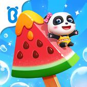 El Verano del Pequeño Panda: Helado en paleta