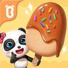 ikon Musim Panas Bayi Panda: Bar Es Krim