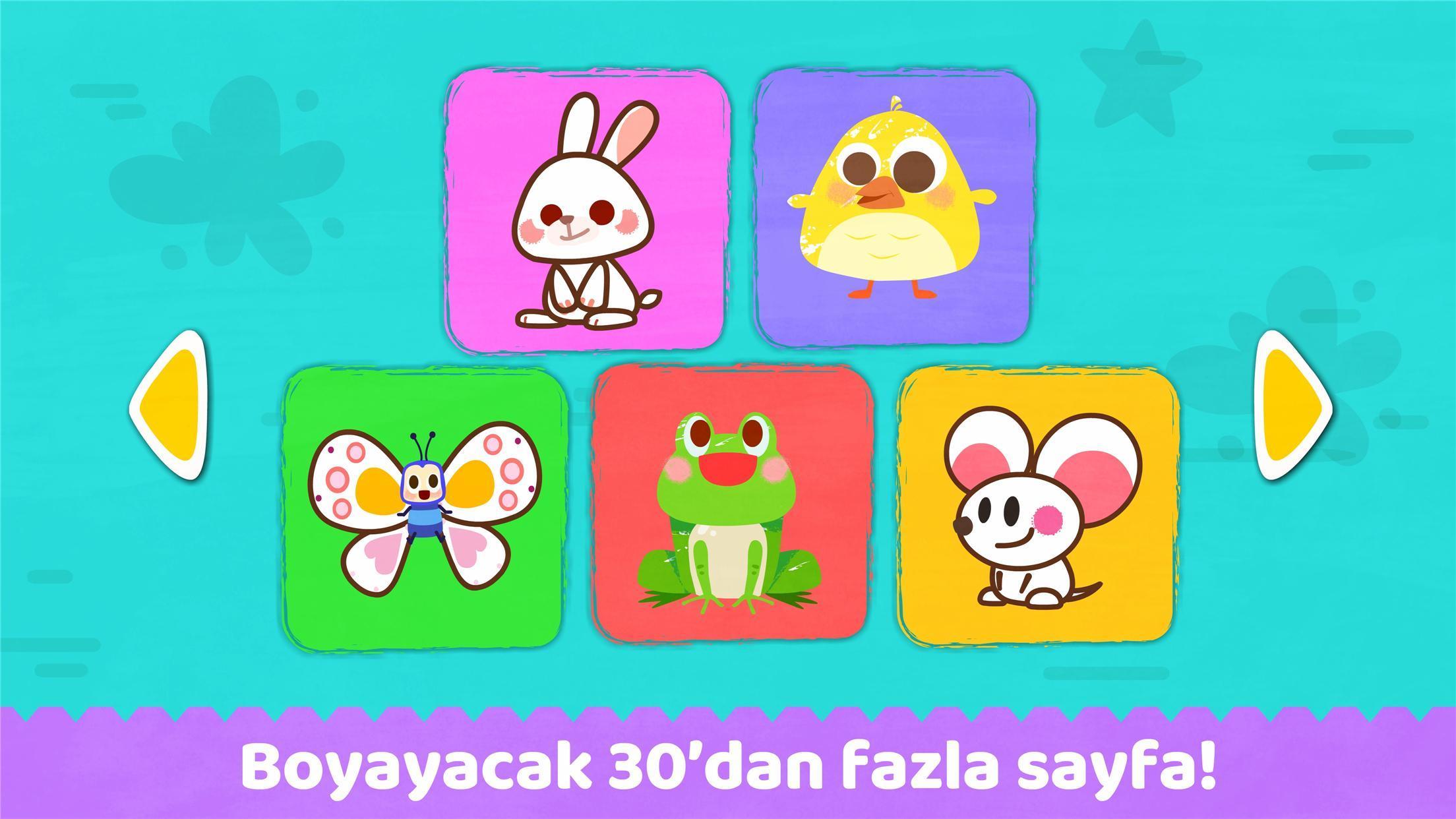Android Icin Bebek Panda Nin Boyama Kitabi Apk Yi Indir