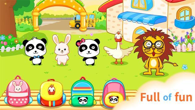 Baby Panda Kindergarten screenshot 3