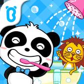 Healthy Little Baby Panda icon