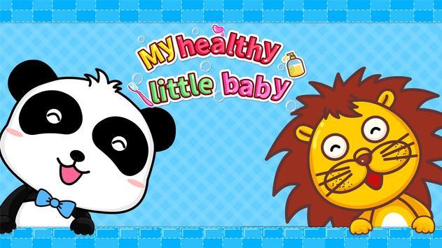 Healthy Little Baby Panda screenshot 4