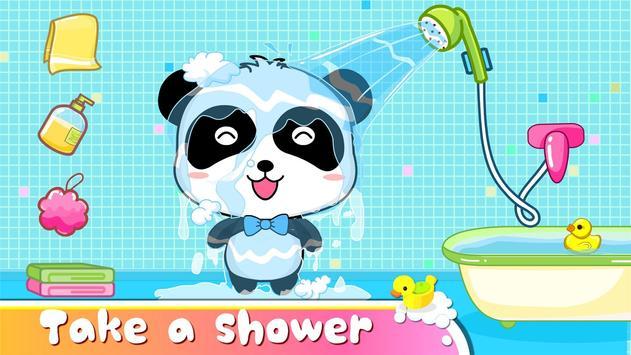 Healthy Little Baby Panda screenshot 2