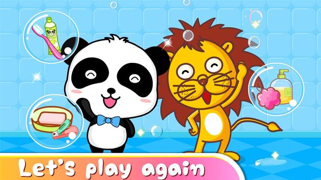 Healthy Little Baby Panda screenshot 3