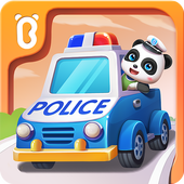 Little Panda Policeman on pc