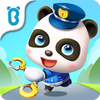 Little Panda Policeman-icoon