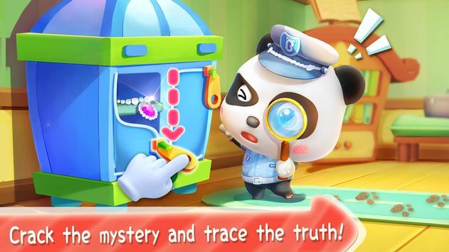 Polisi Baby Panda screenshot 11