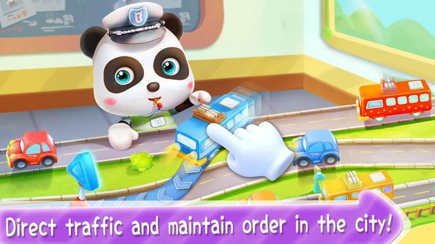 Polisi Baby Panda screenshot 13