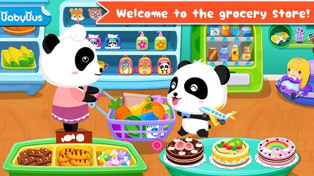 Pasar Bayi Panda poster