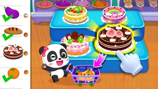बेबी पांडा का सुपरमार्केट स्क्रीनशॉट 13