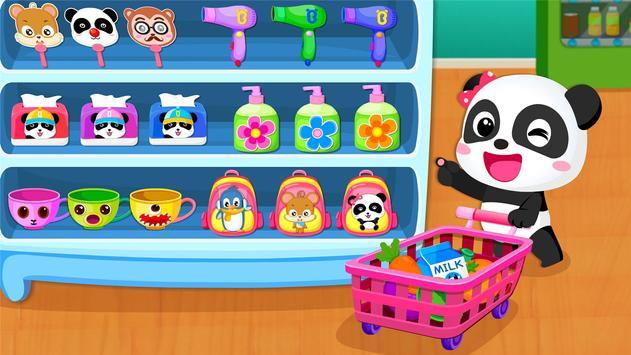 Baby Panda's Supermarket1