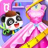 Baby Panda's Fashion Dress Up Game-icoon
