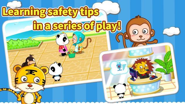 Little Panda Travel Safety screenshot 3
