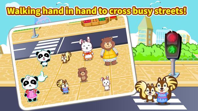 Little Panda Travel Safety screenshot 1