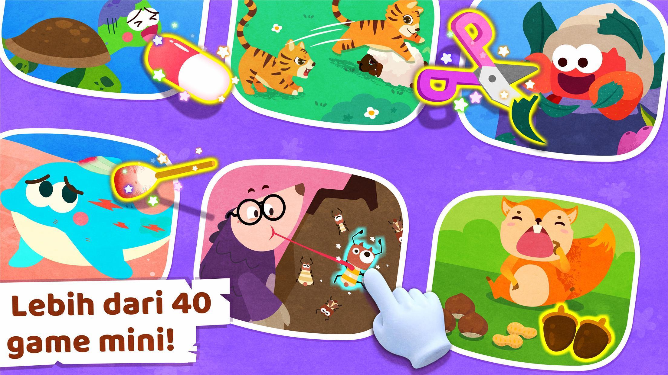 Download 46 Gambar Animasi Dunia Binatang Paling Keren