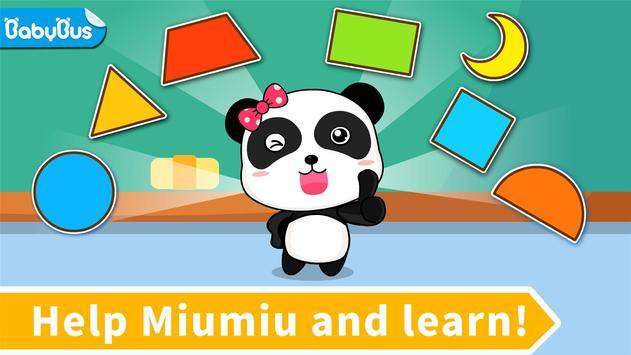 Baby Panda Learns Shapes screenshot 10
