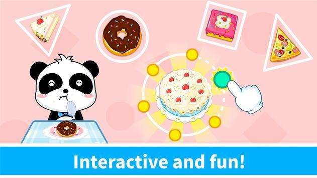Baby Panda Learns Shapes screenshot 2