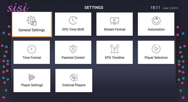 Sisi IPTV Player screenshot 4