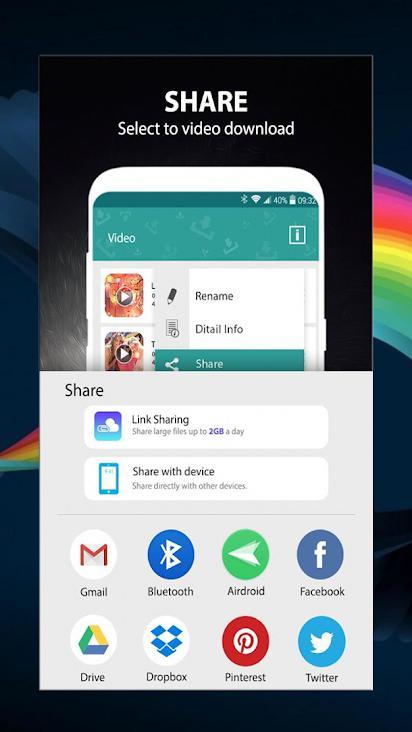 eagleget Video Downloader for Android - APK Download