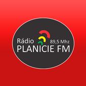 Rádio Planicie FM 89.5 icon