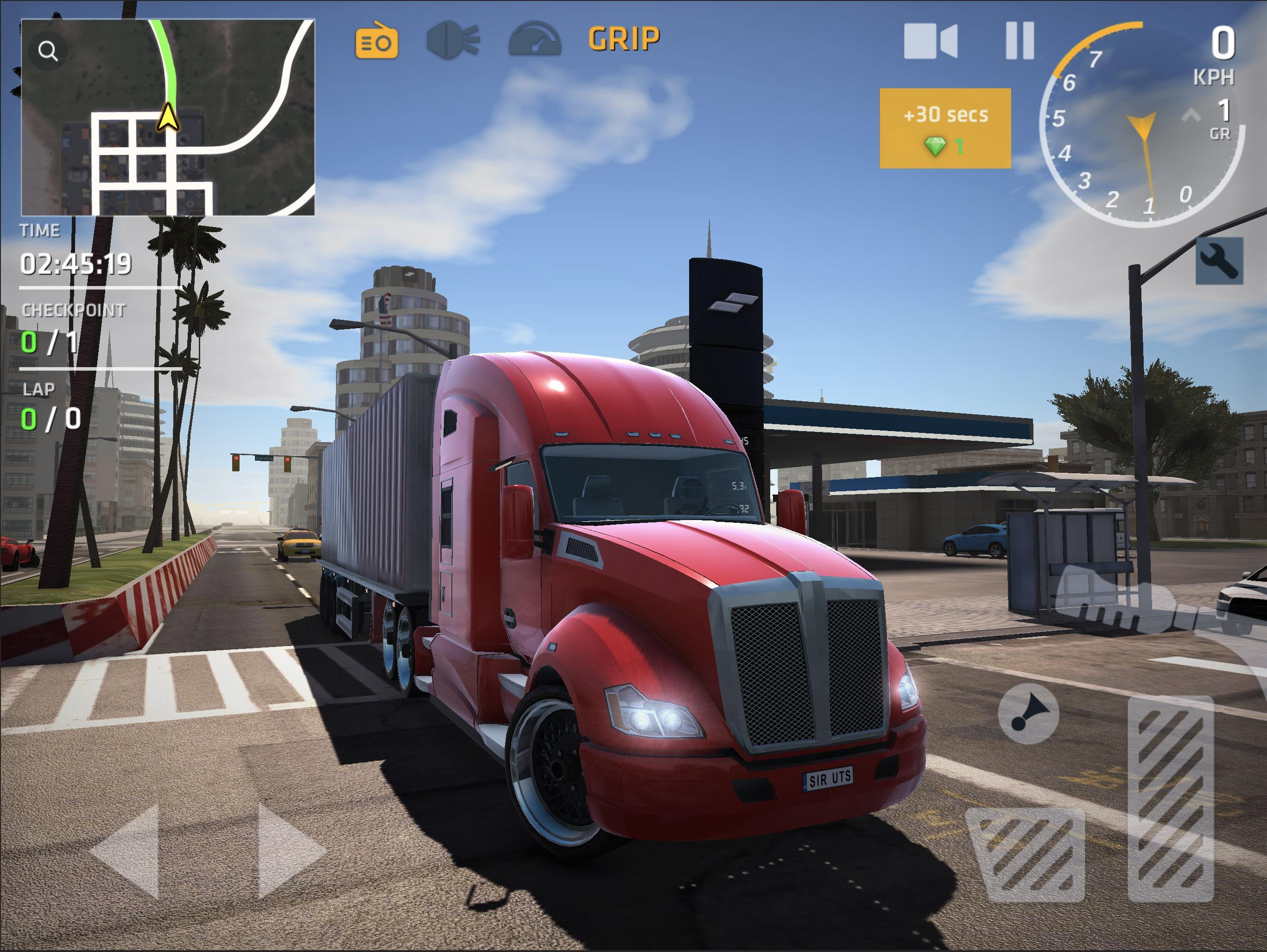 Ultimate Truck Simulator para Android - APK Baixar