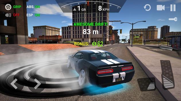 Ultimate Car Driving Simulator स्क्रीनशॉट 4