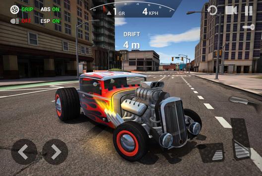 Ultimate Car Driving Simulator स्क्रीनशॉट 7