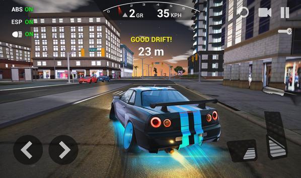 Ultimate Car Driving Simulator स्क्रीनशॉट 1